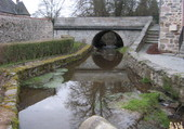 Rivière à Janaillat en Creuse