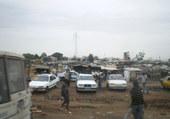 Puzzle marché africain