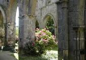 L 'Abbaye de Beauport en Bretagne