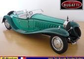 Bugatti T41 Royale Spyder Esders
