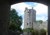 Donjon de Bricquebec en cotentin