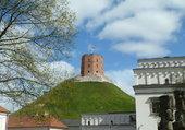 Wieża Giedymina - Wilno