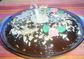 Puzzle gâteau d'anniversaire
