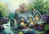 Puzzle Petit moulin