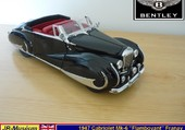 Bentley MK-6 Flamboyant Franay