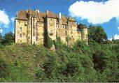 Château de BOUSSAC (23)