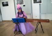 Elle fait de la belle musique