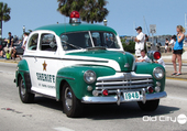 auto antique police