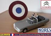 Citroën SM Présidentielle VGE