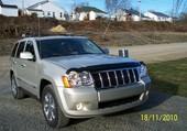 jeep gr cherokee 2010