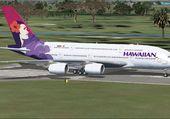 hawaiian air line