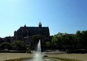METZ CATHEDRALE ST ETIENNE