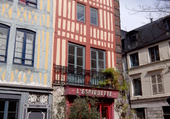 Café à Rouen