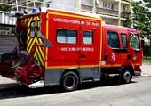 camion de pompier