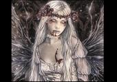 L'ange gothique par Victoria Francès