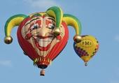 Puzzle montgolfières