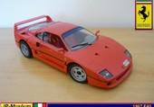Puzzle Ferrari F40