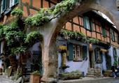 Puzzle Maison Alsacienne