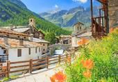 Chianale - Italie
