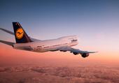 la compagnie d'avion lufthansa