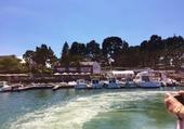 Bateaux dans le Morbihan