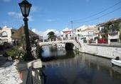 Pont du goulet à Lefkimmi