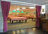 salle de jeux billard Français