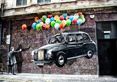 Puzzle London street art