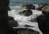 L'écume des vagues à Kerlouan