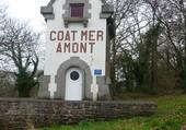 Phare Coat Mer Amont Lezardrieux