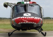 hélicoptère au tiger meet