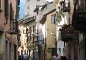 promenade dans la ville de Susa.