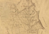 un plan de Vitrolles en 1831