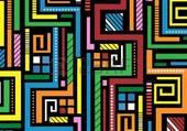 Lignes de couleur