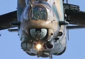 helicoptere hongrois au tiger meet