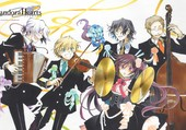 L'orchestre de Pandora