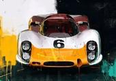 éternelles Porsches