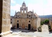 Monastère d'Arcadie en Crète
