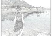 Descente dans le Lac