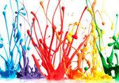 Splash de couleur