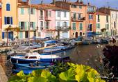 Barques à Martigues 13