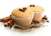 muffins café cannelle