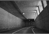 Dans un tunnel