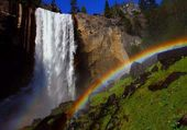 Vernal Fall Yosemite 2