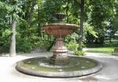 Puzzle Fontaine parc de l'orangeraie