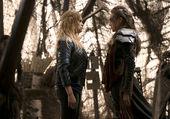 The 100 - Clarke and Lexa