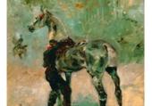 toulouse Lautrec artilleur
