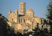 Cathédrale St Pierre à Angoulême