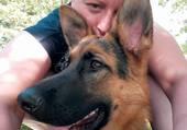 Nala, ma superbe chienne