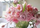 joli bouquet rose